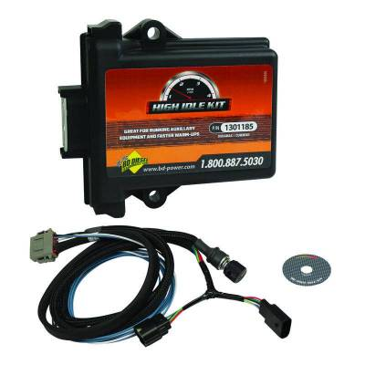 SHOP BY PART - Electronics - BD Diesel - BD Diesel High Idle Kit - Dodge 2007-2017 5.9L/6.7L / 2014-2017 3.0L EcoDiesel 1036622