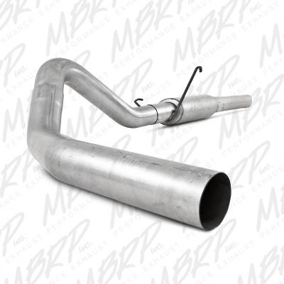 "SHOP BY PART - Exhuast System Kits - MBRP Exhaust - MBRP Exhaust 4"" Cat Back, Single Side S6108P"