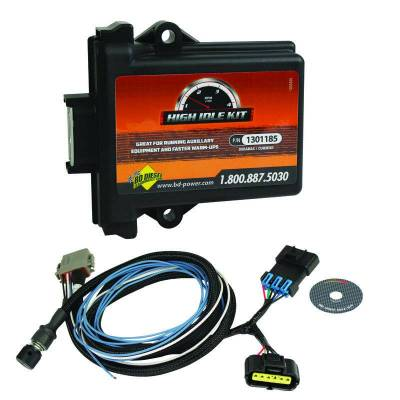 SHOP BY PART - Electronics - BD Diesel - BD Diesel High Idle Kit - Dodge 5.9L 2005-2006 CR 1036621