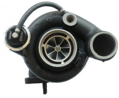 SHOP BY PART - Turbo Parts - Fleece Performance - Fleece Performance 2004.5-2007 Cummins 63mm FMW Holset Cheetah Turbocharger FPE-351-0407