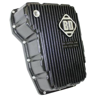 SHOP BY PART - Automatic Transmission Oil Pans - BD Diesel - BD Diesel Deep Sump Trans Pan - 2008-2016 Dodge 6.7L 68RFE 1061525