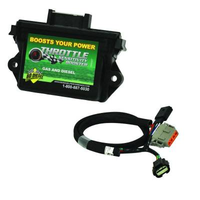 ENGINE & PERFORMANCE - ELECTRONICS - BD Diesel - BD Diesel Throttle Sensitivity Booster - Dodge/Ford/Jeep 1057732