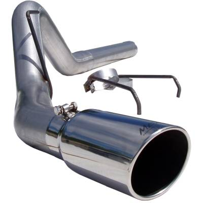 "SHOP BY PART - Exhaust System Kits - MBRP Exhaust - MBRP Exhaust 4"" Filter Back, Single Side Exit, AL S6120AL"