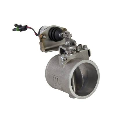 SHOP BY PART - Air Intake Shutdowns - BD Diesel - BD Diesel Positive Air Shutdown - Dodge 2010-2012 6.7L 1036722