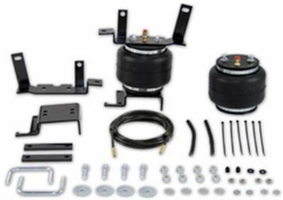 DRIVETRAIN & CHASSIS - LEVELING KITS - Air Lift - Air Lift LOADLIFTER 5000; LEAF SPRING LEVELING KIT 57154