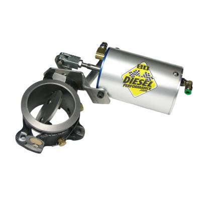SHOP BY PART - Exhaust Brakes - BD Diesel - BD Diesel Exhaust Brake - 1994-1997 Ford 7.3L Vac/Turbo Mount 2033143