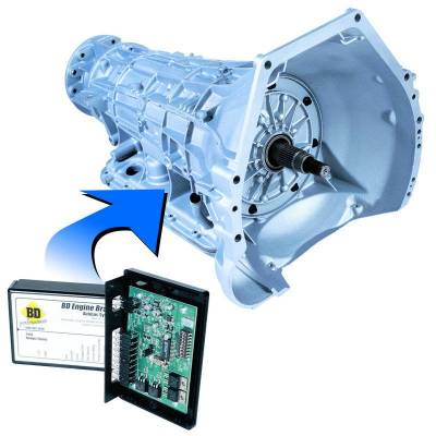 TRANSMISSION OPTIONS - CONTROLLERS & ELECTRONICS - BD Diesel - BD Diesel AutoLoc Ford, Dodge, Chev 6.5LT 1030390