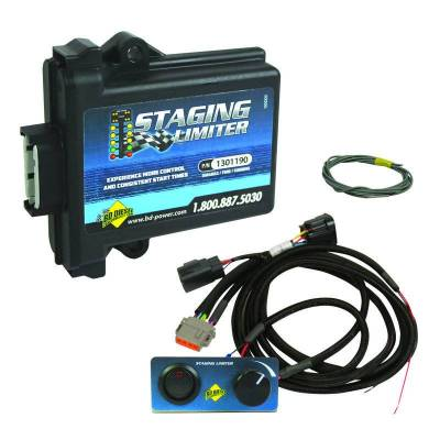ENGINE & PERFORMANCE - ELECTRONICS - BD Diesel - BD Diesel Staging Limiter - Ford 2005-2010 6.0L/6.4L PowerStroke 1057724