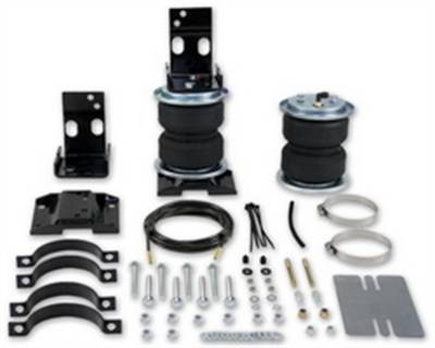 SHOP BY PART - Air Suspension - Air Lift - Air Lift LOADLIFTER 5000; LEAF SPRING LEVELING KIT 57131