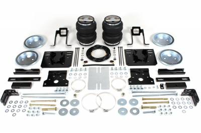 DRIVETRAIN & CHASSIS - HELPER SPRINGS & LOAD CONTROL - Air Lift - Air Lift LOADLIFTER 5000; LEAF SPRING LEVELING KIT 57398