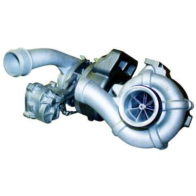 ENGINE & PERFORMANCE - TURBO UPGRADES - BD Diesel - BD Diesel Twin Turbo System, Performance  - Ford 6.4L 2008-2010 w/o Air Intake Kit 1047081