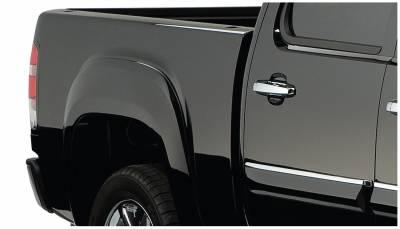 Exterior - Fender Flares - Bushwacker - Bushwacker FENDER FLARES OE STYLE 2PC 40082-02