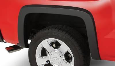 Exterior - Fender Flares - Bushwacker - Bushwacker FENDER FLARES OE STYLE 2PC 40114-02