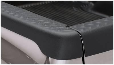 Exterior - Truck Bed Side Rail Protectors - Bushwacker - Bushwacker BED RAIL CAPS 59511