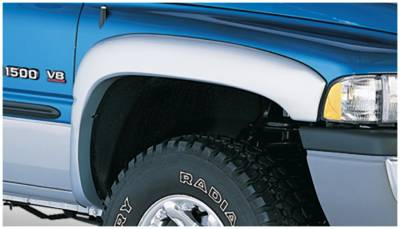 Exterior - Fender Flares - Bushwacker - Bushwacker FENDER FLARES OE STYLE 2PC 50011-02