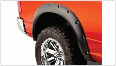 Exterior - Fender Flares - Bushwacker - Bushwacker FENDER FLARES POCKET STYLE 2PC 50038-02