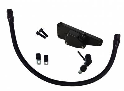 SHOP BY PART - Coolant Bypass Pipes - Fleece Performance - Fleece Performance 12V Coolant Bypass Kit (1994-1998) FPE-CLNTBYPS-CUMMINS-12V