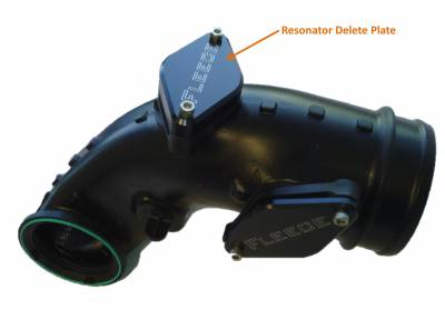 SHOP BY PART - Air Intake Resonators - Fleece Performance - Fleece Performance LML Resonator Delete Plate FPE-LML-RES