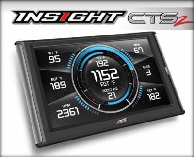 SHOP BY PART - Chips, Tuners, and Monitors - Edge Products - Edge Products Insight CTS2 Monitor 84130