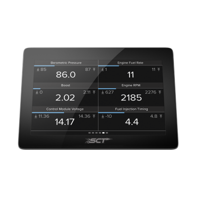 SHOP BY PART - Chips, Tuners, and Monitors - SCT Performance - SCT 40460S GTX PERFORMANCE TUNER
