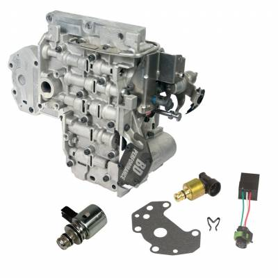 SHOP BY PART - Valve Bodies - BD Diesel - BD Diesel Valve Body - 2000-2002 Dodge 47RE c/w Governor Pressure Solenoid & Transducer 1030418E
