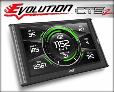 INTERIOR - DIGITAL MONITORS - Edge Products - Edge Products CTS2 Diesel Evolution Programmer 85400