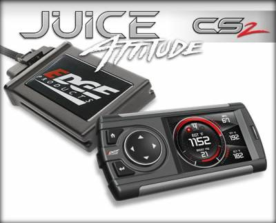 SHOP BY PART - Chips, Tuners, and Monitors - Edge Products - Edge Products Juice w/Attitude CS2 Programmer 31400