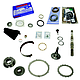TRANSMISSION PARTS - AUTOMATIC COMPONENTS & OVERHAUL KITS - BD Diesel - BD Diesel Built-It Trans Kit Ford 1990-1994 E4OD Stage 4 Master Rebuild Kit 2wd 1062104-2