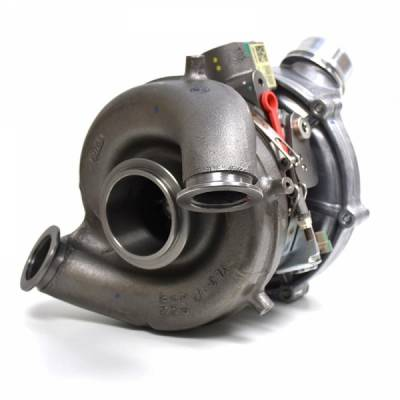 "TURBO UPGRADES - UPGRADED ""DROP-IN"" TURBOS - Ford/Motorcraft - Ford Performance Turbo Kit"