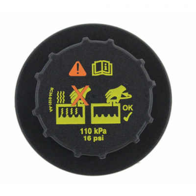 ENGINE & PERFORMANCE - COOLING SYSTEM - Ford/Motorcraft - Ford Degas Bottle Cap