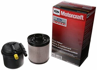 SHOP BY PART - Ford MotorCraft - Ford/Motorcraft - Ford Motorcraft Fuel Filter