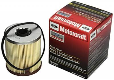 FLUIDS & FILTERS - FUEL FILTERS - Ford/Motorcraft - Ford Motorcraft FD-4595 Fuel Filter
