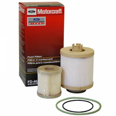 ENGINE & PERFORMANCE - FUEL INJECTION SYSTEM - Ford/Motorcraft - Ford Motorcraft FD-4616 Fuel Filter