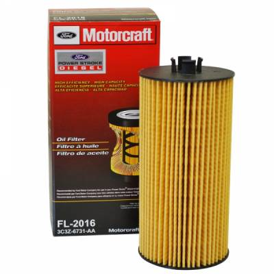 FLUIDS & FILTERS - OIL FILTERS - Ford/Motorcraft - Ford Motorcraft FL-2016 Oil Filter