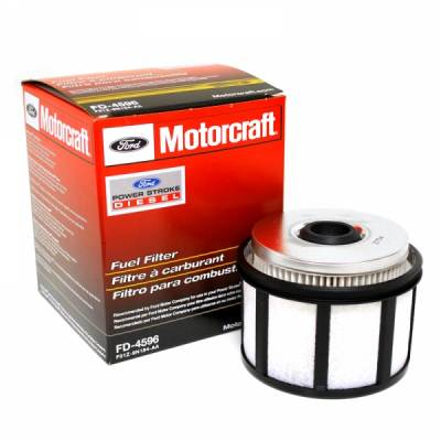 FUEL INJECTION SYSTEM - FUEL FILTERS - Ford/Motorcraft - Ford Motorcraft FD-4596 Fuel Filter
