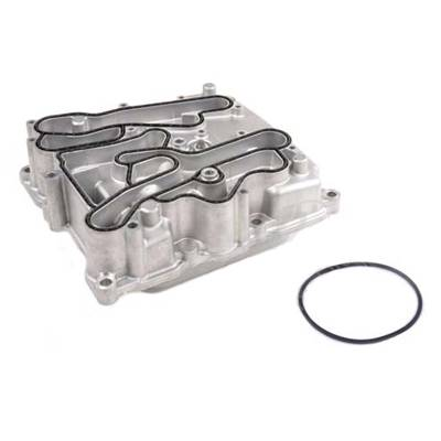 ENGINE & PERFORMANCE - ENGINE PARTS - Ford/Motorcraft - Ford 8C3Z-6A642-A Oil Cooler