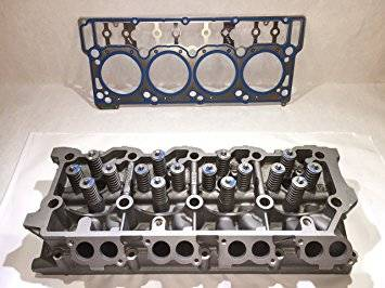 ENGINE PARTS - CYLINDER HEADS - Ford/Motorcraft - Ford 6C3Z-6049-DRM Remanufactured Cylinder Head