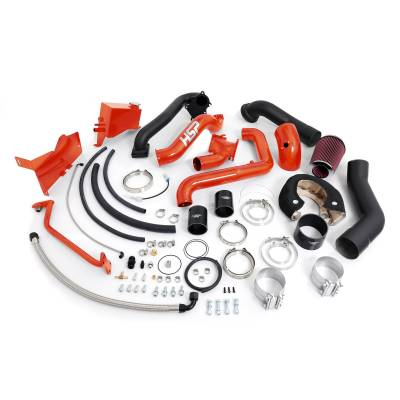 TURBO UPGRADES - TURBO KITS - HSP Diesel - 2001-2004 Chevrolet / GMC Over Stock Twin Kit - No Turbo - Factory Battery Location LB7