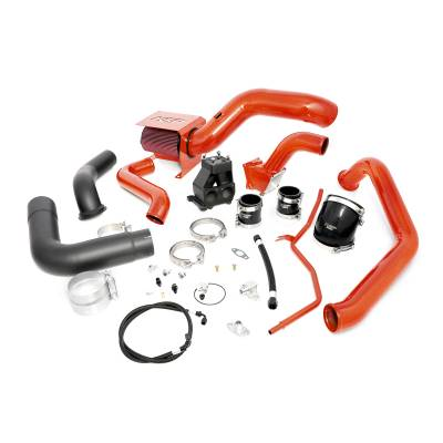 OLD - CHEVY/GMC DURAMAX - 2006 - 2007 6.6L LLY/LBZ - HSP Diesel -  2006-2007 Chevrolet / GMC S400 Single Install Kit - No Turbo LBZ