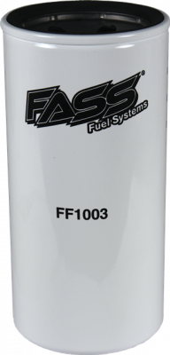 FASS Fuel Systems - FASS Fuel Systems FF-1003 HD Fuel Filter - 3 Micron