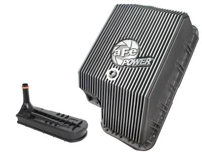TRANSMISSION PARTS - TRANSMISSION PANS - aFe Power - AFE Transmission Pan