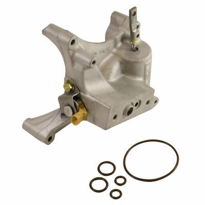 SHOP BY PART - Turbo Installation Parts - BD Diesel - BD Diesel Exchange Pedestal - Ford 1998.5-1999.5 7.3L GTP38 451747-9014-B