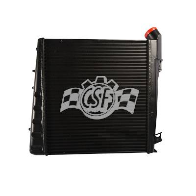 SHOP BY PART - CSF - CSF Cooling - Racing & High Performance Division - CSF 6012 OEM+ Replacement Intercooler