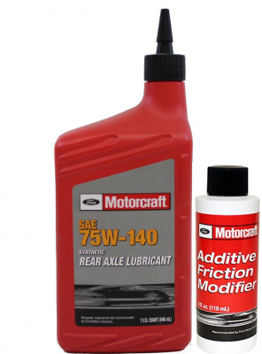 TOOLS & GARAGE - CHEMICALS & LUBRICANTS - GEAR OIL