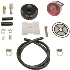 ENGINE & PERFORMANCE - FUEL INJECTION SYSTEM - FUEL SYSTEM PLUMBING