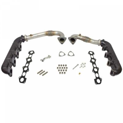 ENGINE & PERFORMANCE - ENGINE PARTS - EXHAUST MANIFOLDS & UP-PIPES
