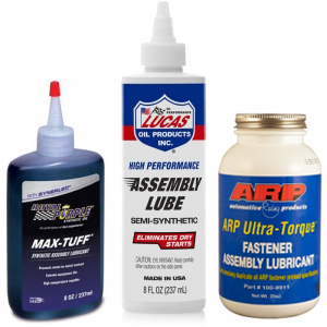 ENGINE & PERFORMANCE - FLUIDS & FILTERS - LUBRICANTS