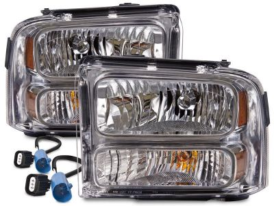 EXTERIOR - LIGHTING - HEADLIGHTS