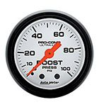 INTERIOR - GAUGES - AUTO METER PHANTOM SERIES