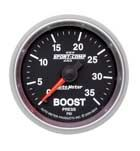 INTERIOR - GAUGES - AUTO METER SPORT COMP II SERIES